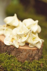 woodland wedding favours