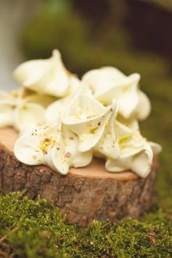 woodland wedding favours