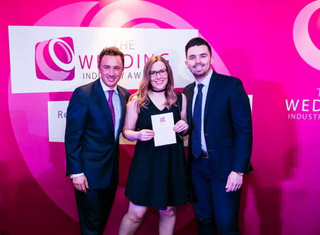 We won our first Highly Commended TWIA award!