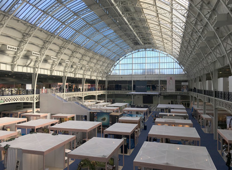 The Luxury Wedding Fair at the London Olympia - Part 1