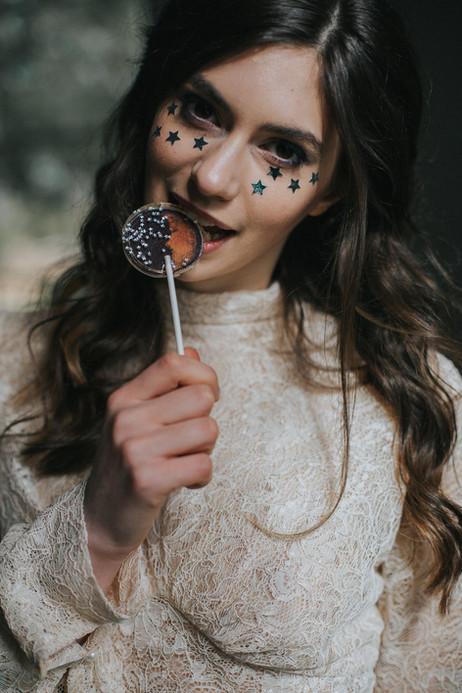 dottie goes pop wedding favours
