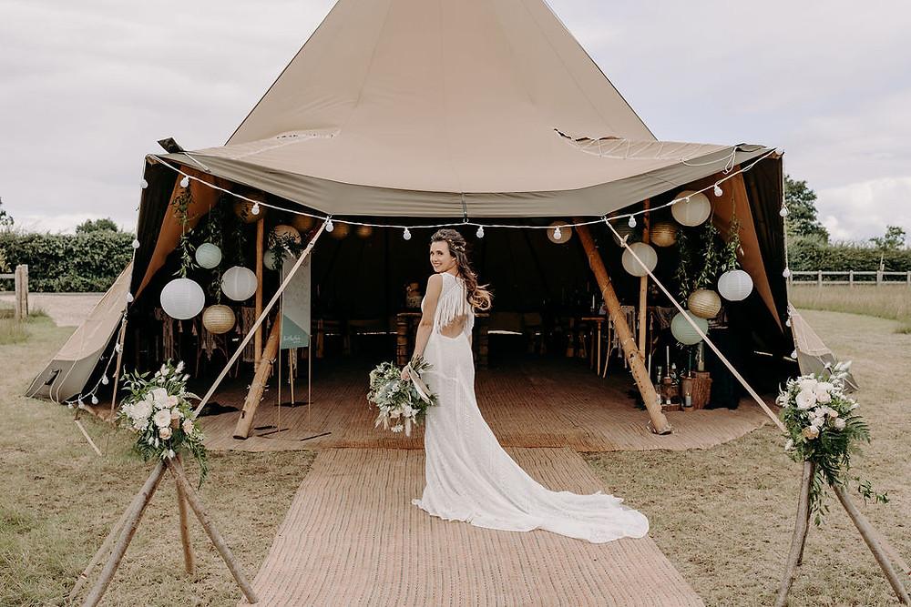 how to make a good wedding entrance