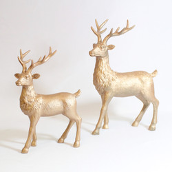 COPPER STAGS