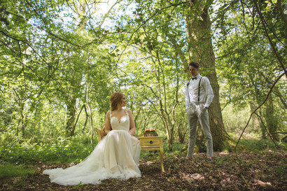 woodland wedding venue leicester