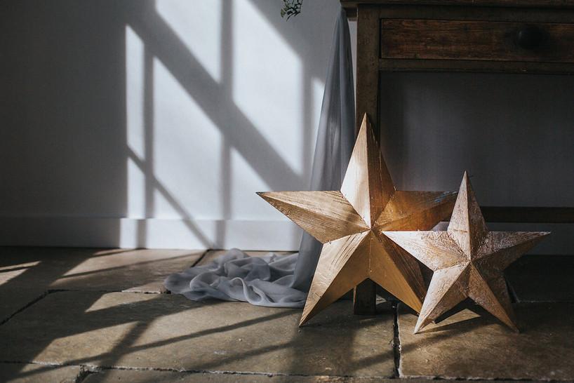 stars wedding inspo