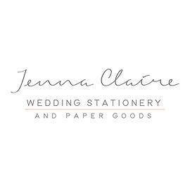 Jenna Claire Stationery
