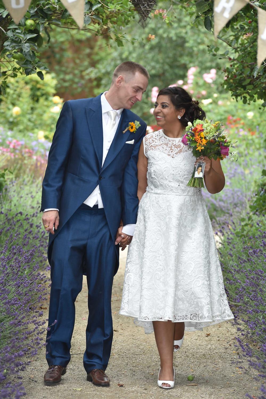 Ushma & Adrian's Wedding At Beeston Fields