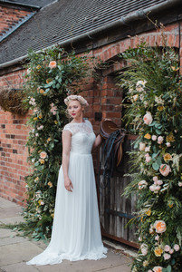 large floral arrangements for wedding farm