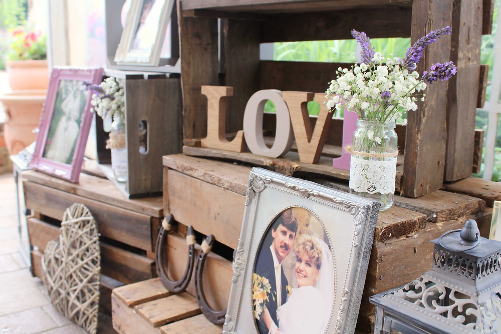 rustic wedding leicester