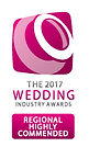 The Wedding Industry Awards Finalist