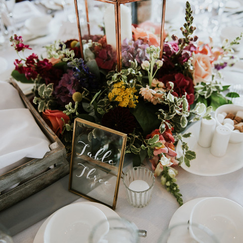 the west mill wedding prop hire