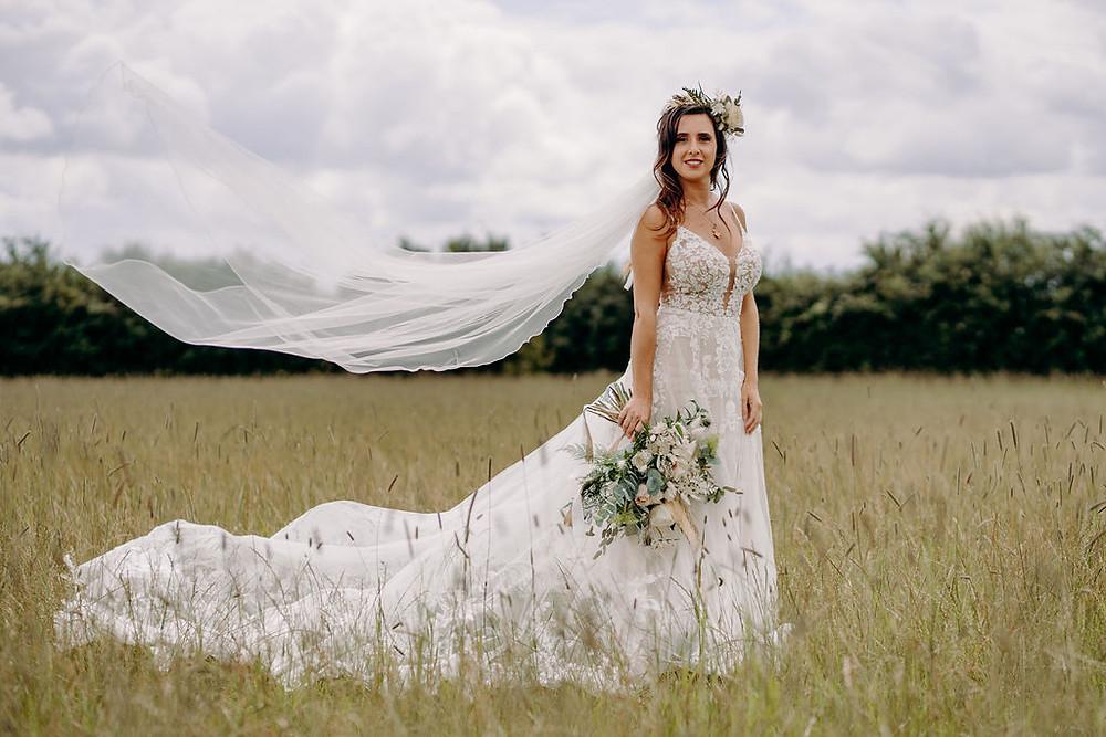 dress me pretty bridal lace boho wedding dress