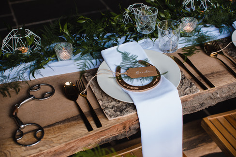 ideas to include horses at your wedding