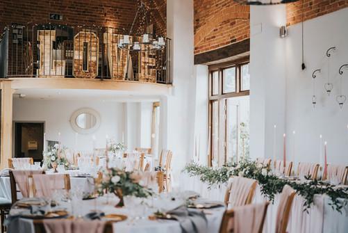 dodmoor hosue wedding venue inside
