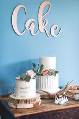 Hothorpe Hall Woodlands Wedding cake