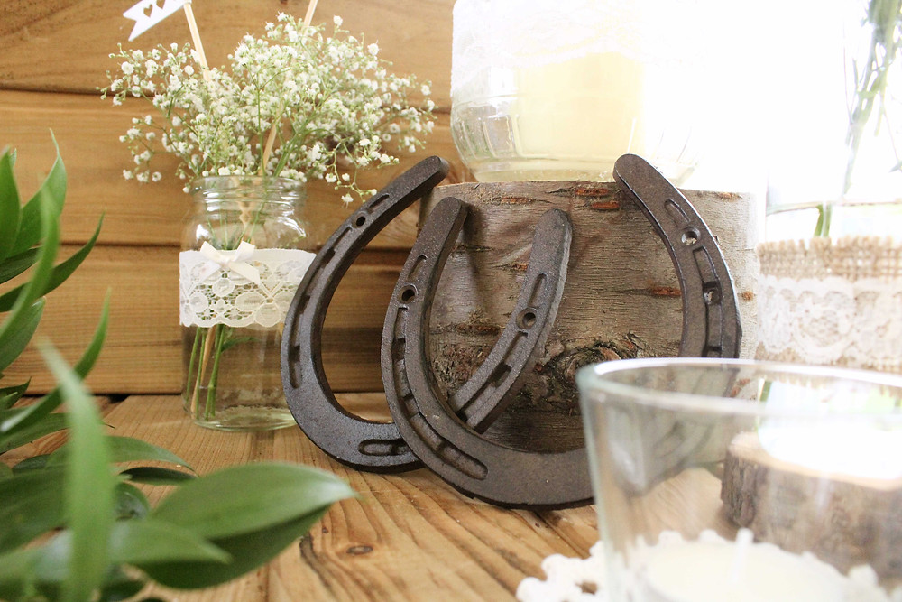 wedding horseshoes