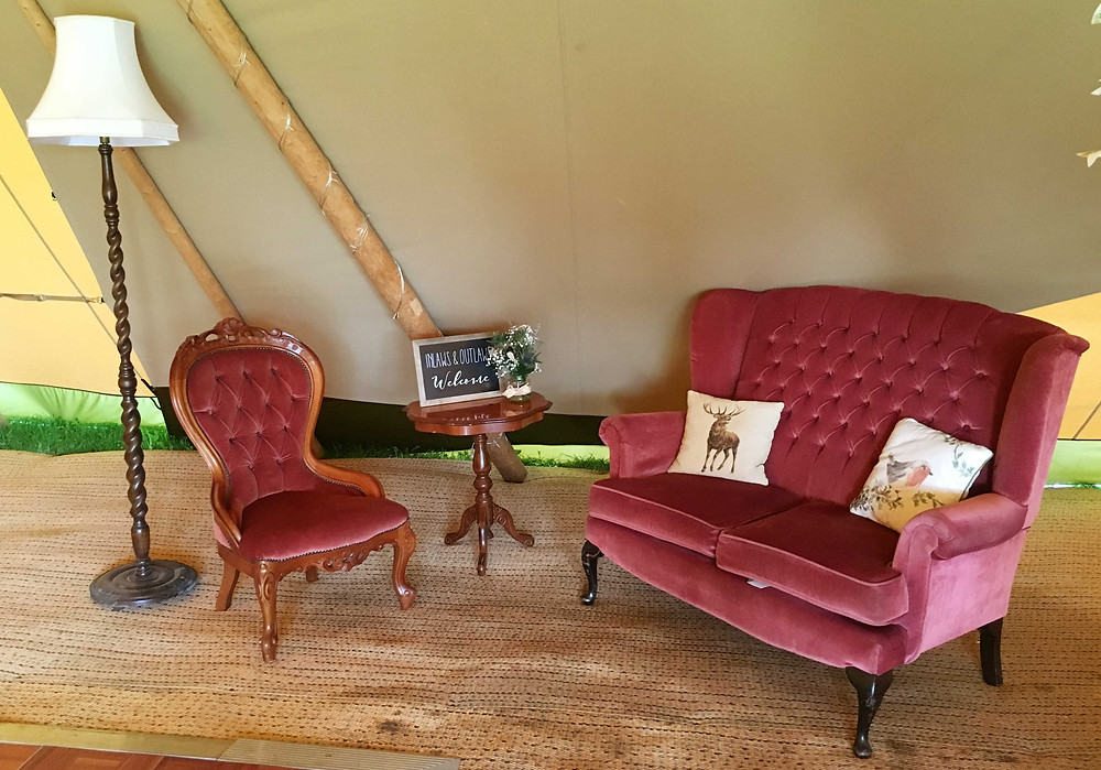 tipi furniture hire leicester
