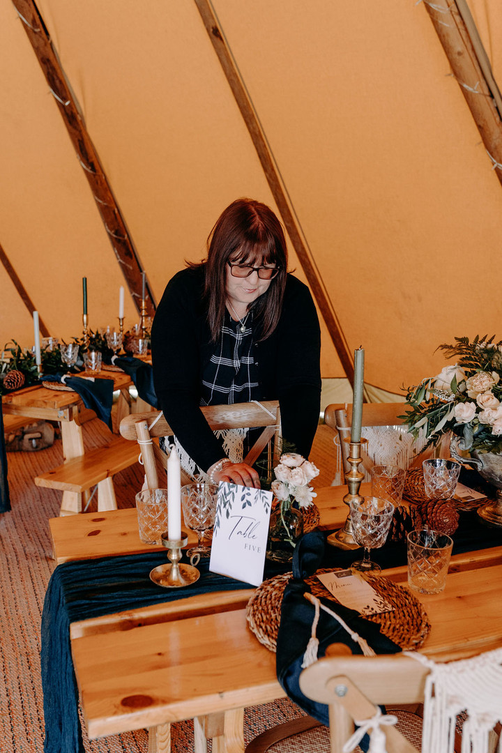 Jeanette The Rustic Wedding Company