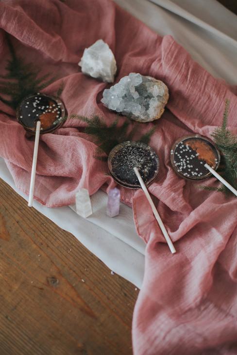 personalised wedding favours lollipops