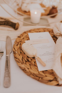 seagrass wicker place mat