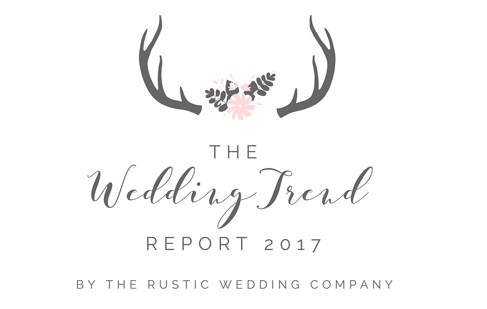 The Wedding Trend Report 2017