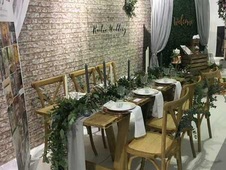 The Luxury Wedding Fair at the London Olympia - Part 2