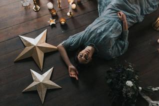 stars wedding ideas celestial