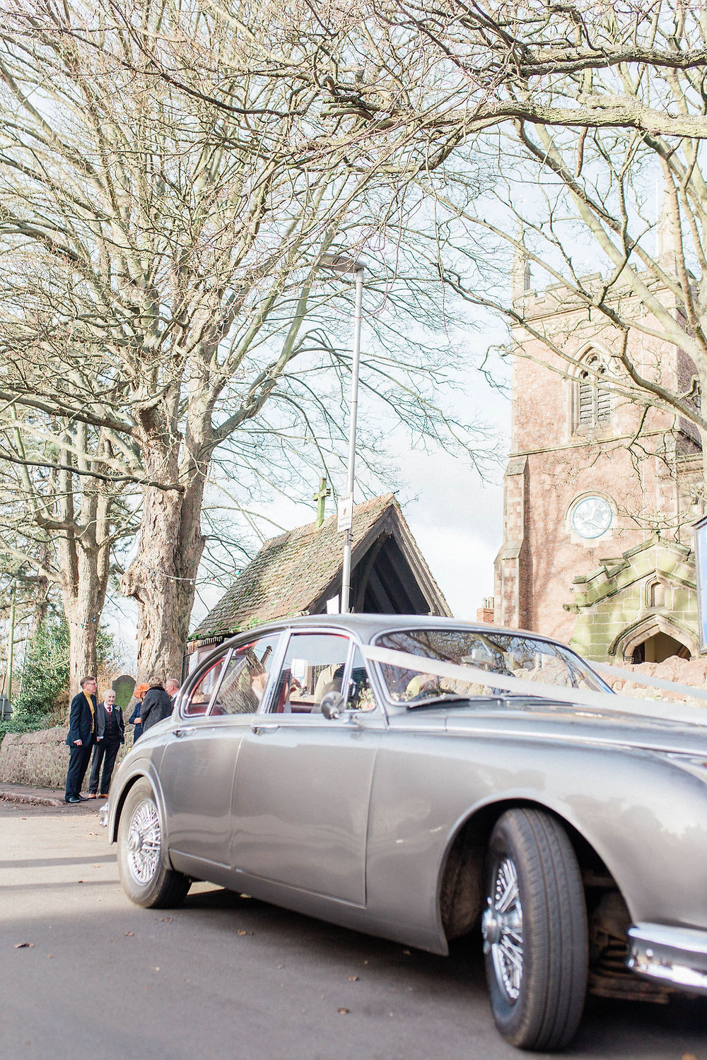 wedding cars in leicestershire