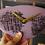Thumbnail: Retro Style Clock - Purple