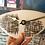 Thumbnail: Retro Style Clock - Champagne