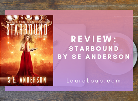 Review: Starbound by SE Anderson