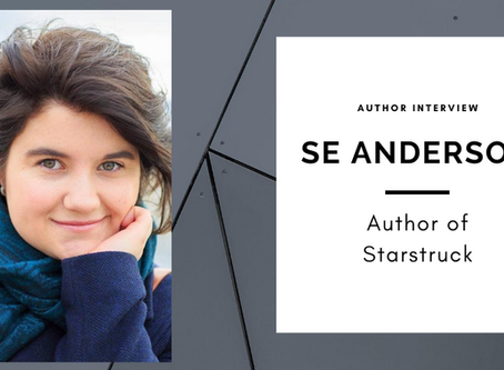 Author Interview: SE Anderson