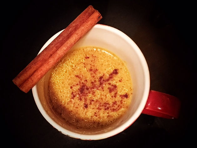 Golden Turmeric Milk Recipe | Cosmic Corner | Metaphysical Store and