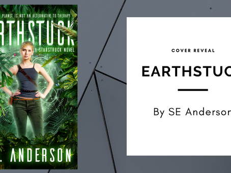 Cover Reveal: Earthstuck by SE Anderson