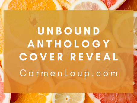 Cover Reveal: Unbound Anthology