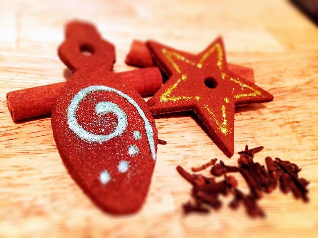 Spiced Wealth Cinnamon Protection Ornaments   Cosmic Corner