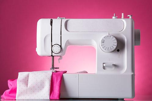 MACHINE SEWING BOX (3 month)