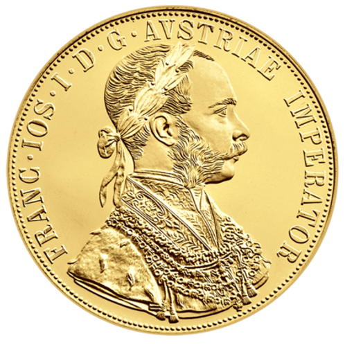 Veliki dukat Franc Jozef - Münze Österreich