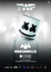 DCODE presents TWP DJ Snake Poster