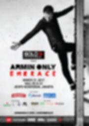 ARMIN ONLY EMBRACE JAKARTA 2016