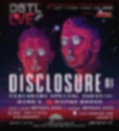 DGTL_LVE Disclosure Poster