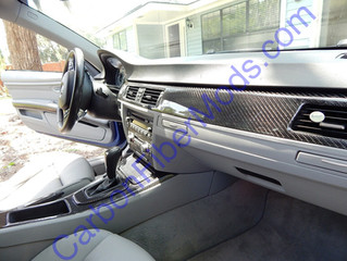 BMW E92 Install--Full interior