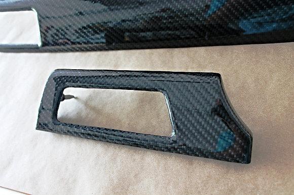 Carbon Fiber 2 Piece Dash Kit E9x