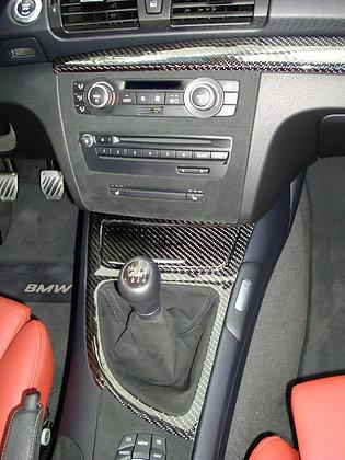 BMW E8x Carbon Fiber Trim