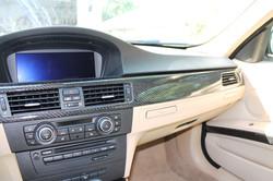 BMW E90 Dash