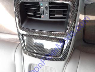 e92 rear vent trim