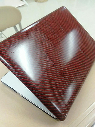 """Carbon Fiber Cover -- MacBook Pro 13"""" A1278"""