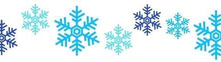 Christmas sparkle snowflakes!