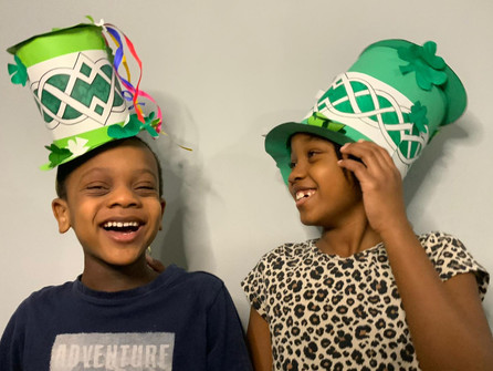 How to make a St Patrick's Day Carnival Hat