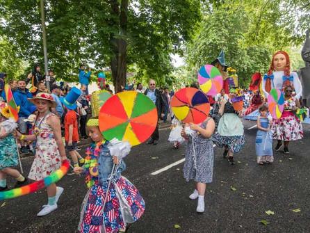 Luton International Carnival 2019